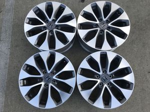 Oem Honda Accord 18 Factory Sport Edition Rims Wheels For Sale In