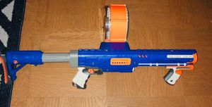 Nerf N Strike Raider Rapid Fire CS-35 Dart Blaster for Sale in Frederick, MD