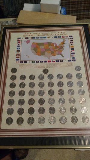 Full set of state quarters for Sale in Appomattox, VA