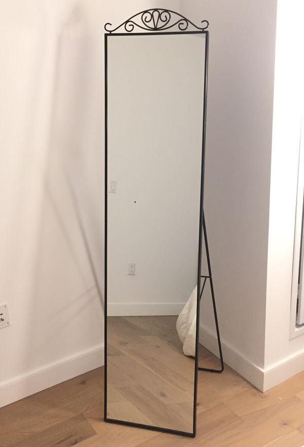 Ikea Karmsund Floor Mirror 1 Year Of Use Original Price 59 99 For Sale In New York Ny Offerup