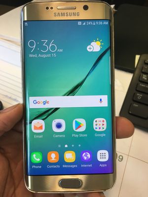 Galaxy S6 Edge for Sale in Oxon Hill, MD