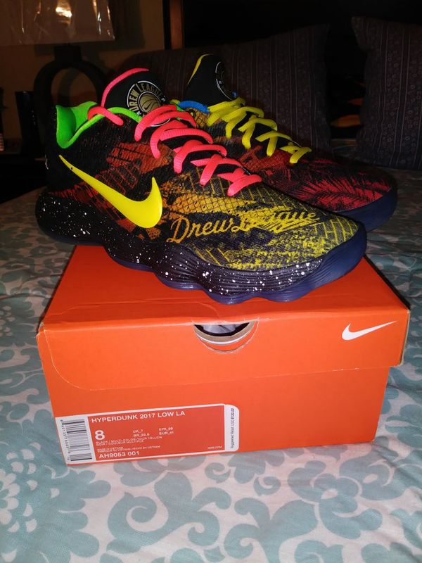 295d6d431dba Nike Hyperdunk Low L.A. Drew league for Sale in Miami