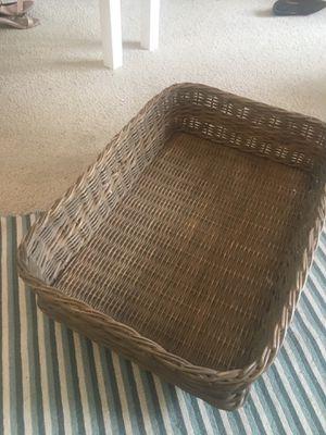 Pottery barn, basket. for Sale in Washington, DC