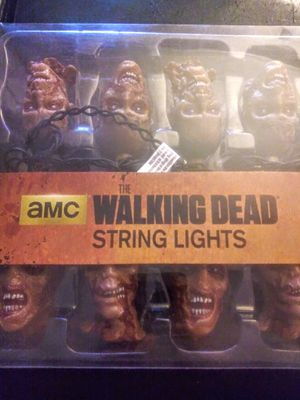 Walking Dead string Lights for Sale in Gaithersburg, MD