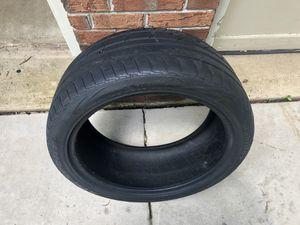 245 40 19 one tire Achilles for Sale in Alexandria, VA