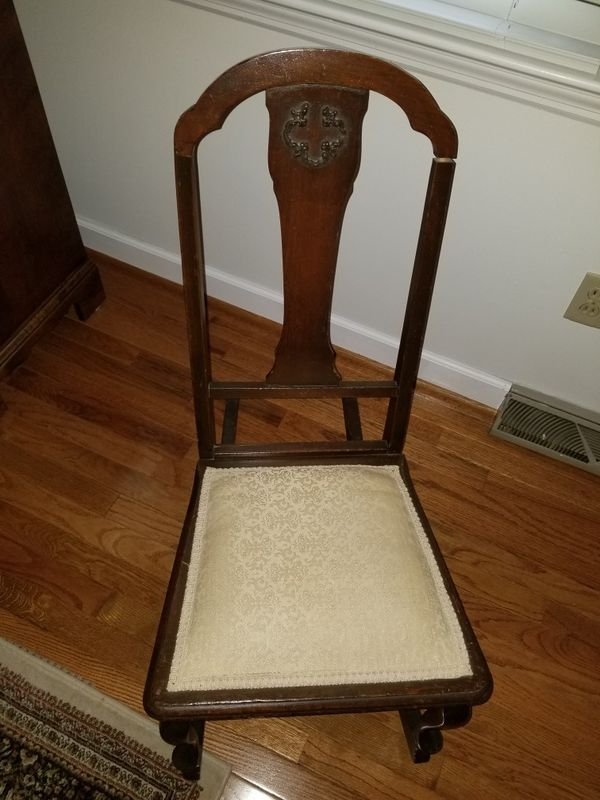 - Antique Sewing Chair (Antiques) In Powdersville, SC - OfferUp