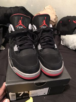 Bred retro 4s 2012 SIZE 8.5 for Sale in Temple Hills, MD