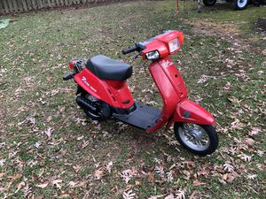50cc Yamaha Riva scooter/ moped for Sale in Arlington, VA