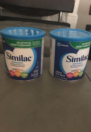 Similac advance 2 for $25 for Sale in Baltimore, MD