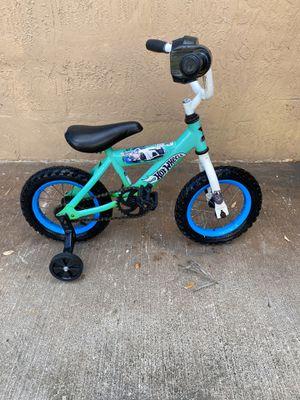 Photo Kids hot wheels size 12 bicycle 🚲