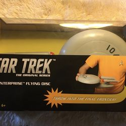 Star Trek Flying Disc Thumbnail