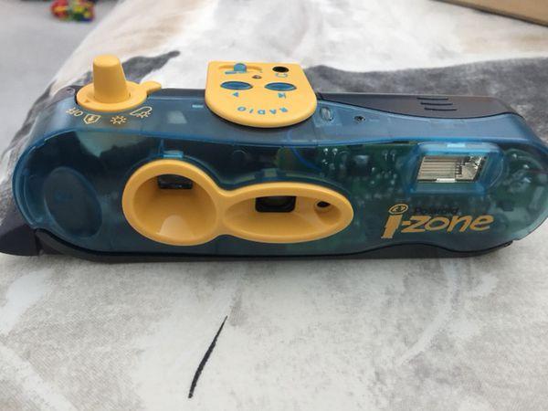 polaroid izone kamera