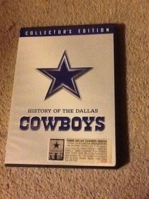 History of the Cowboys DVD for Sale in Kissimmee, FL