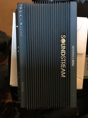 SoundStream Reference 405s for Sale in Gilbert, AZ