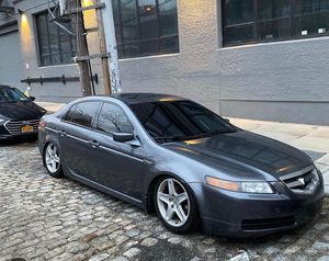 Photo Acura TL 2005 clean tittle 176k black interior coil overs all around runs and drive great brand new transmission