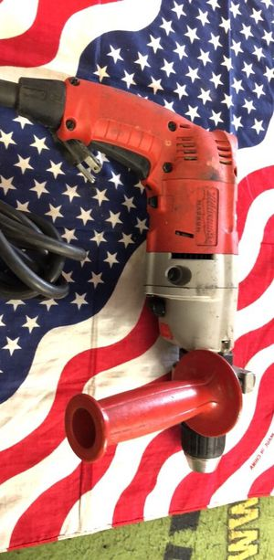 Milwaukee 1/2in magnum hammer drill for Sale in Colchester, CT