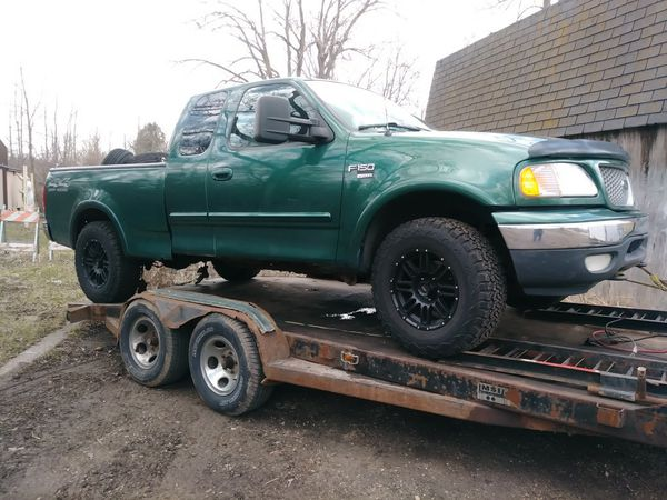 1999 Ford F150 4x4 Extcab Short Bed For Sale In Chicago Il Offerup