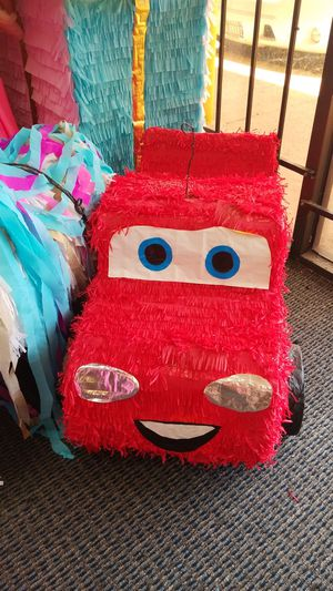 🎈Cars🎈Pinata 🎈 for Sale in Houston, TX