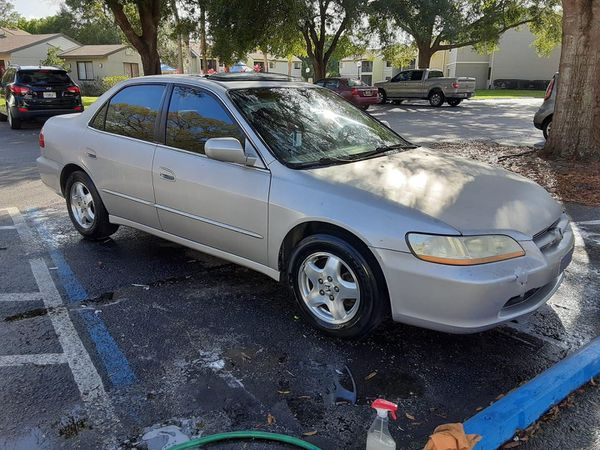 Honda Accord 99 for Sale in Haines City, FL - OfferUp