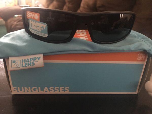 5a5cf9a62d7 Spy Miller Matte Black Happy Polarized lens Sunglasses for Sale in Compton