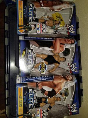 Wrestling Action Figures for Sale in Orlando, FL