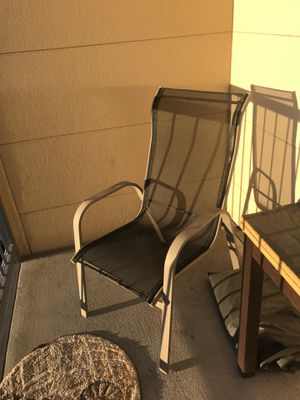 Patio chairs for Sale in Seattle, WA