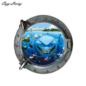 Shark Wallpaper sticker for Sale in Detroit, MI