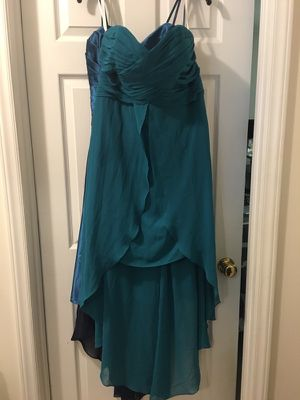 Davids bridal strapless size 14 for Sale in Apex, NC