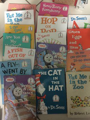 Dr. Seuss Books 16 books for Sale in Miami, FL
