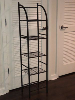 Metal shelf-Target for Sale in Tampa, FL