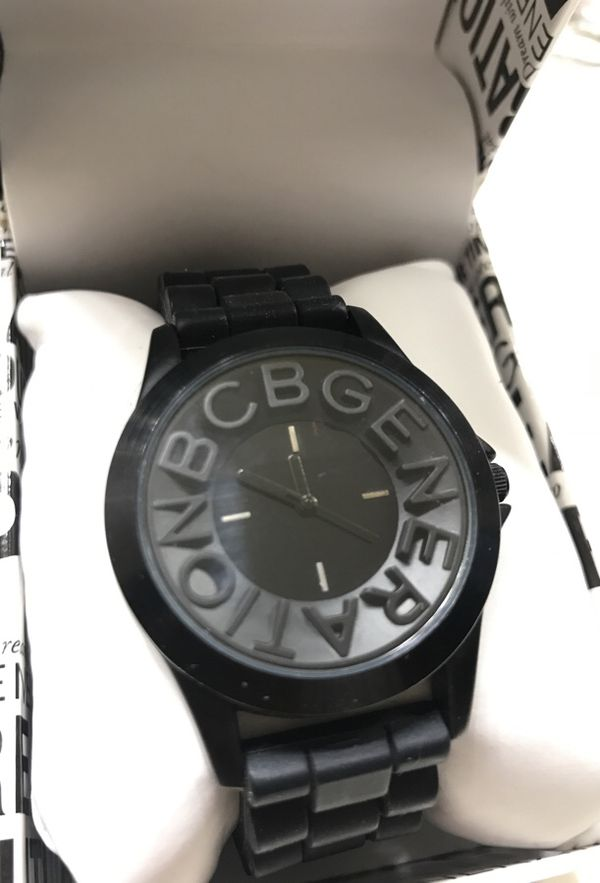 6899e07f7adec BCBGeneration All Black Woman s Watch for Sale in Pembroke Pines