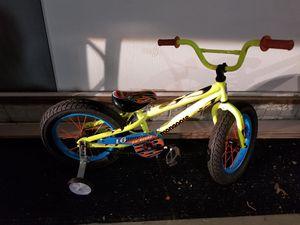 Photo 16 Mongoose Lil Bubba Boys' Fat Tire Bike, Neon Yellow