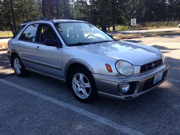 2002 Subaru Impreza Outback Sport For Sale In Tacoma Wa Offerup