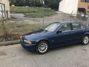 2001 Bmw 530i for Sale in Silver Spring, MD