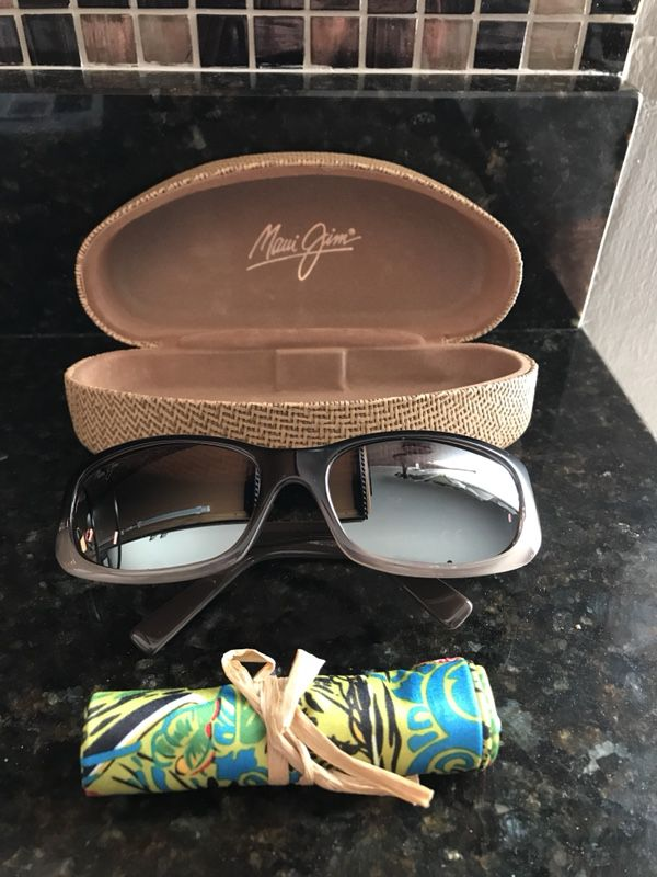 bb02a7d861afd Maui Jim Sunglasses Punch-Bowl MJ-219-01 for Sale in Algonquin