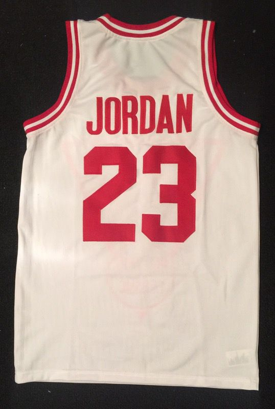 6169adb9417 RARE Michael Jordan Ameritech All Start Classic Jersey for Sale in El  Mirage, AZ - OfferUp
