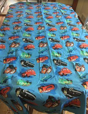 "Photo Fabric 150"" x 45"" cars Disney Pixar"