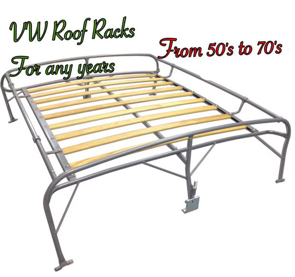 Vw Bug Roof Rack For Any Years For Sale In West Covina, CA
