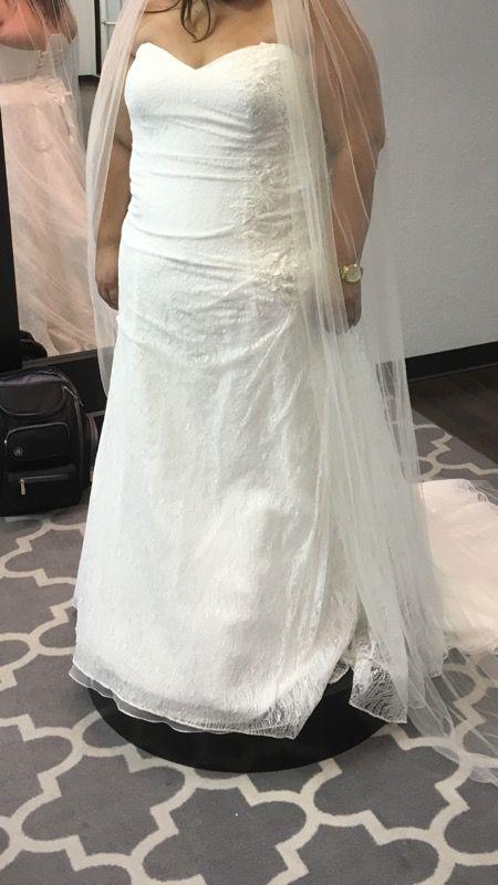 Plus Size Wedding Dress For Sale In Las Vegas Nv Offerup