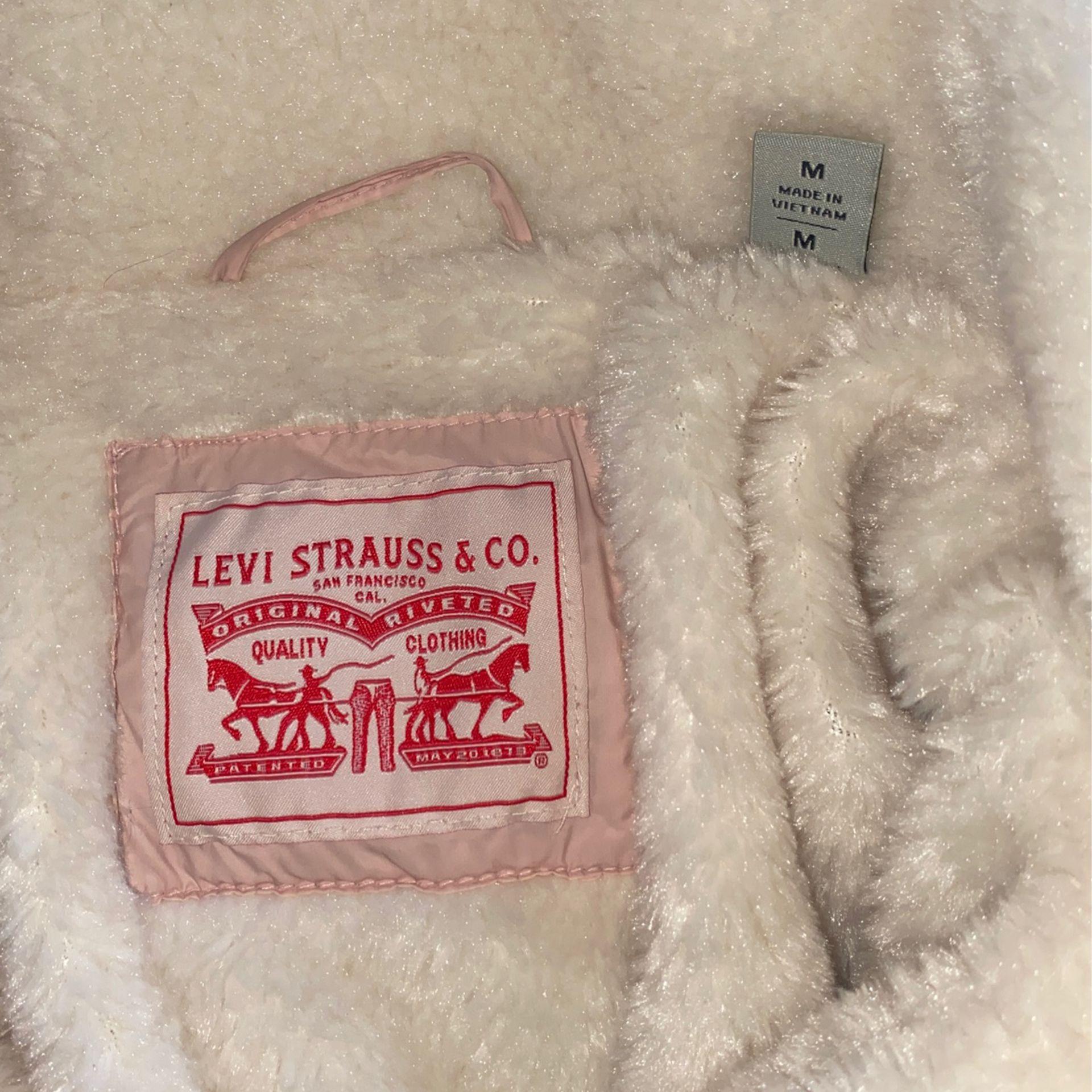 Levi's Juniors /women Medium Jacket