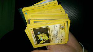 Original 151 pokemon lot for Sale in TN, US