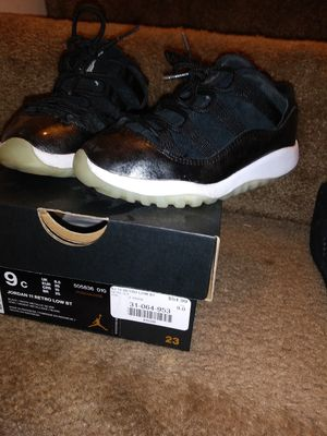 Jordan 11 retro low for Sale in Capitol Heights, MD
