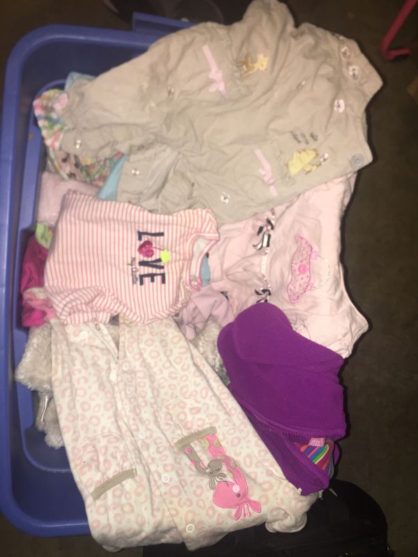0aa0853dd21 Gently used baby girl clothes (Baby   Kids) in Hanover Park