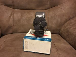 Mansfield Holiday II 8mm Movie Camera for Sale in Bellwood, IL
