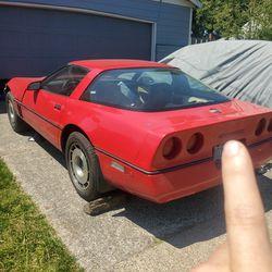 1984 Chevrolet Corvette Thumbnail
