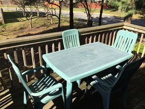 Bemis Outdoor/Deck Furniture for Sale in Bowie, MD