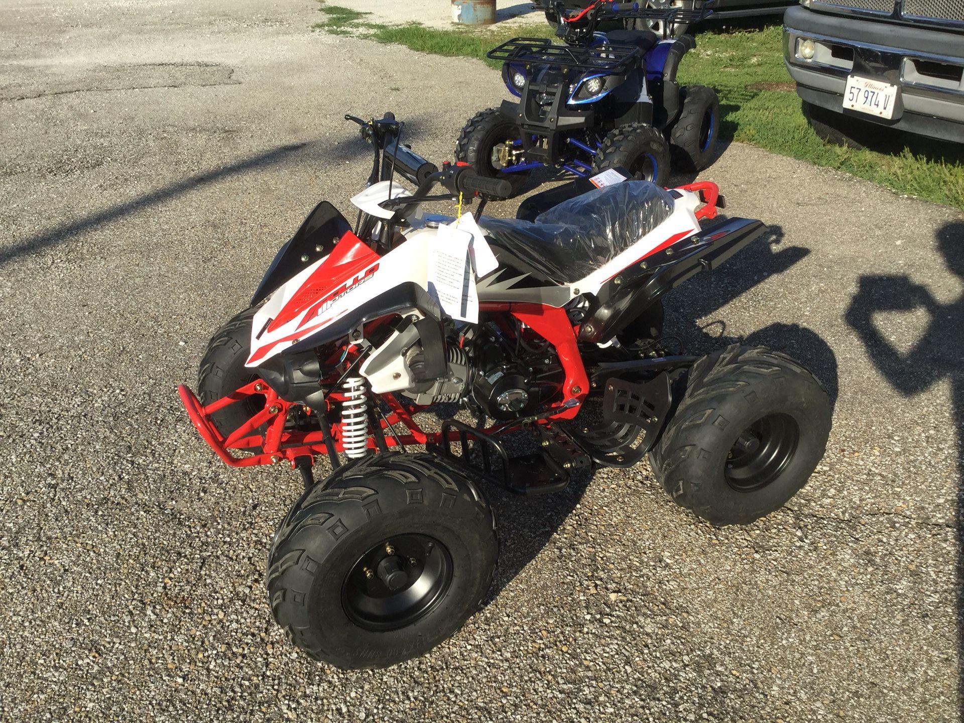 Photo Atvs, UTVs, dirt bikes, go karts, etc buy, sell, trade. Have shipment of 13 new ones