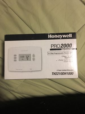 4 Brand new thermostat for Sale in East Riverdale, MD