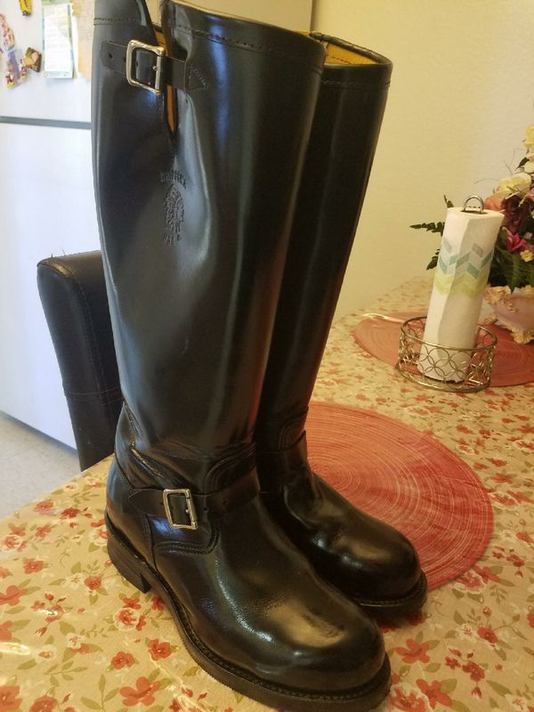 74c3d4eb8b3 Chippewa boots men's steel toe for Sale in Los Angeles, CA - OfferUp