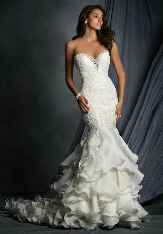 Alfred Angelo 2527 Wedding Dress Gown For Sale In Virginia Beach Va